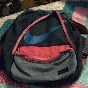 Used backpack. Very nice.  Nike